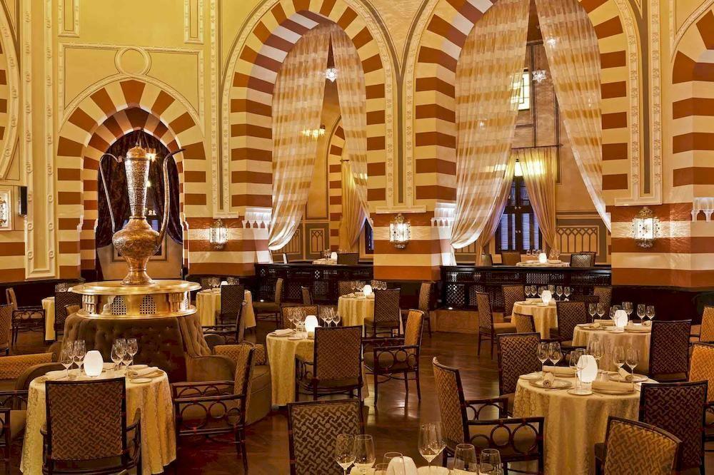 ソフィテル・レジェンド・オールド・カタラクト・アスワン Sofitel Legend Old Cataract Aswanのレストラン
