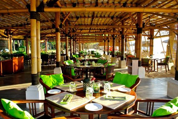 ベルモンド・ジンバラン・プリ Belmond Jimbaran Puriのレストラン