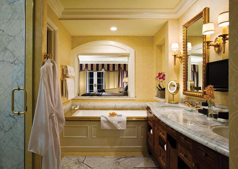 ザ・グランド・デル・マール The Grand Del Marのバスルーム