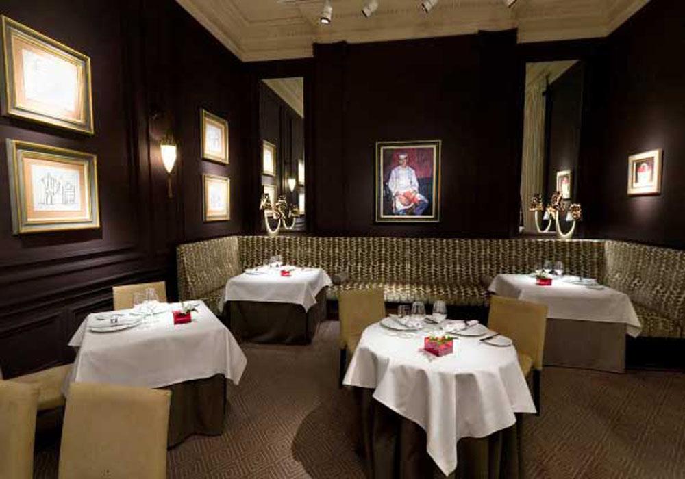 ザ・グレンイーグルズ・ホテル The Gleneagles Hotelのレストラン