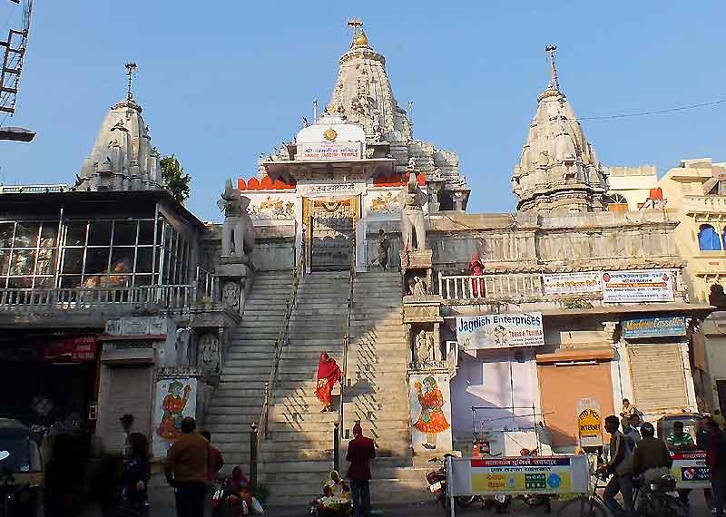 ジャグディーシュ寺院