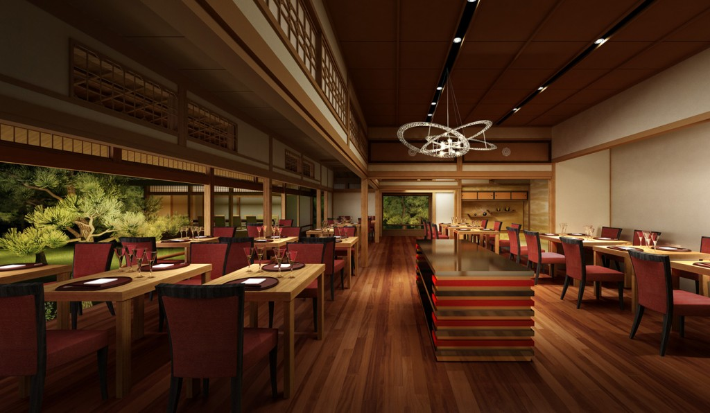 翠嵐 ラグジュアリーコレクションホテル 京都のレストラン