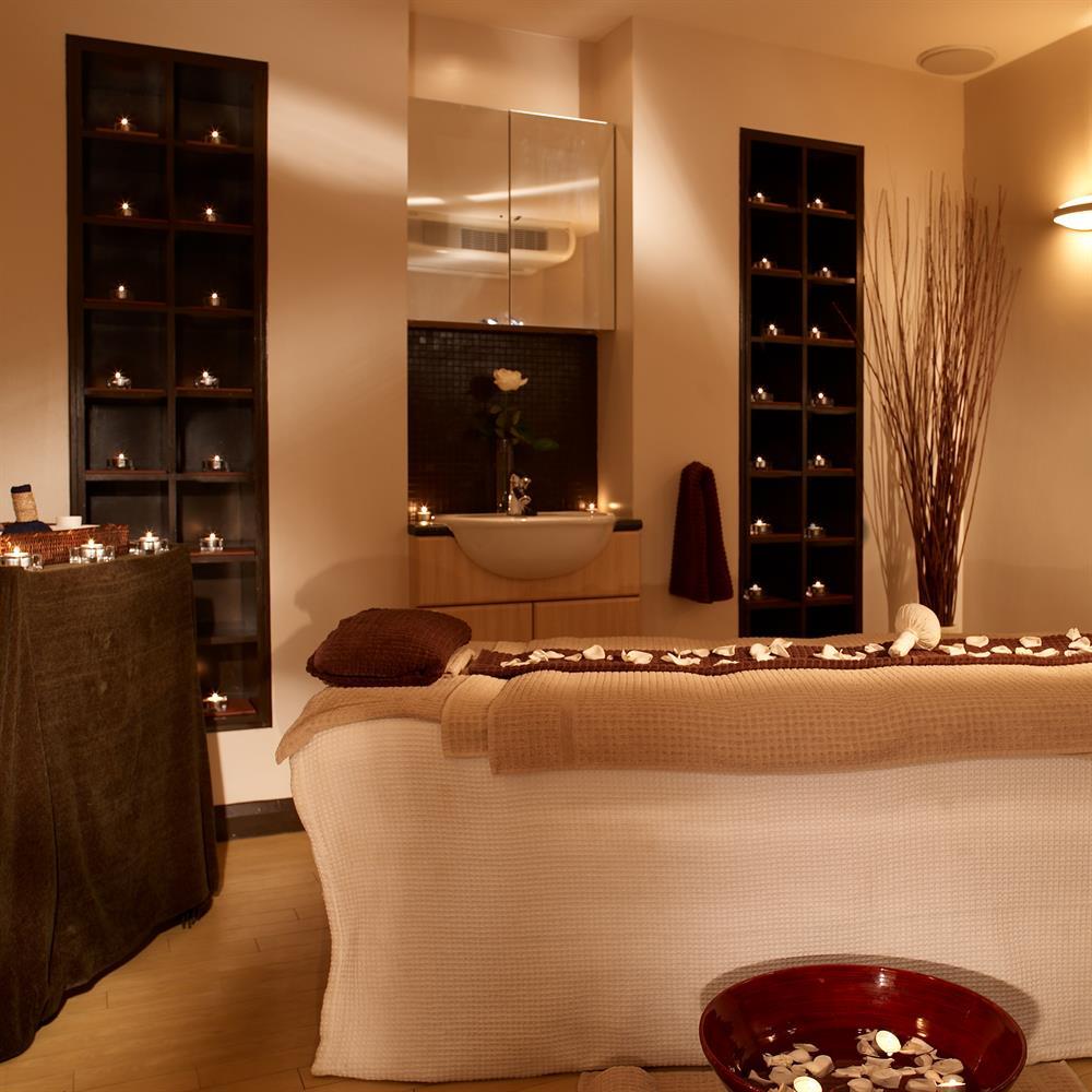 ロッコ・フォルテ・バルモラル・ホテル Rocco Forte Balmoral Hotelのスパ