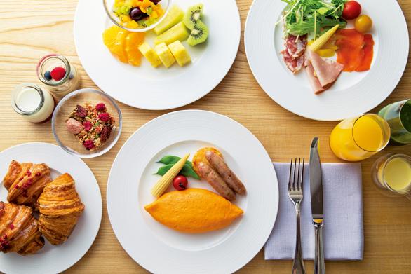 ザ・リッツ・カールトン京都の朝食