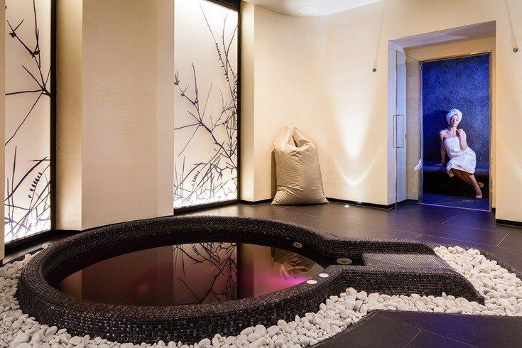 レジーナ・ホテル・バリオーニ・ローマ Regina Hotel Baglioni Romeのスパ