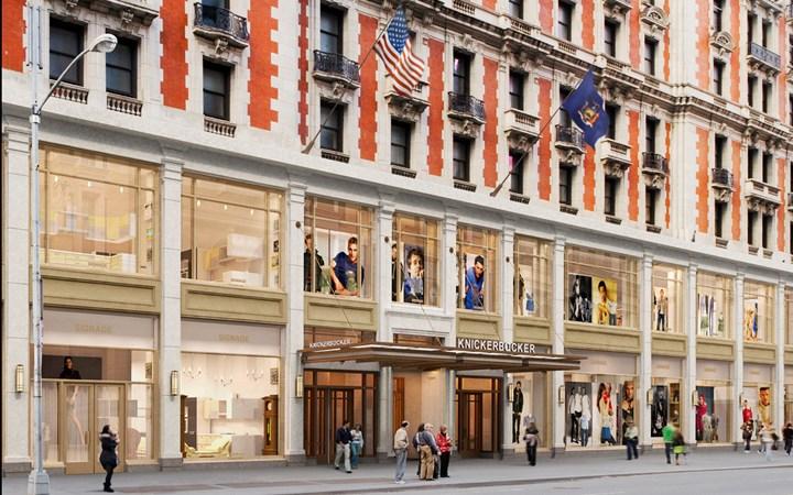 時代の変遷とともに愛されてきたニューヨークのランドマーク的高級ホテル「ザ・ニッカボッカ」