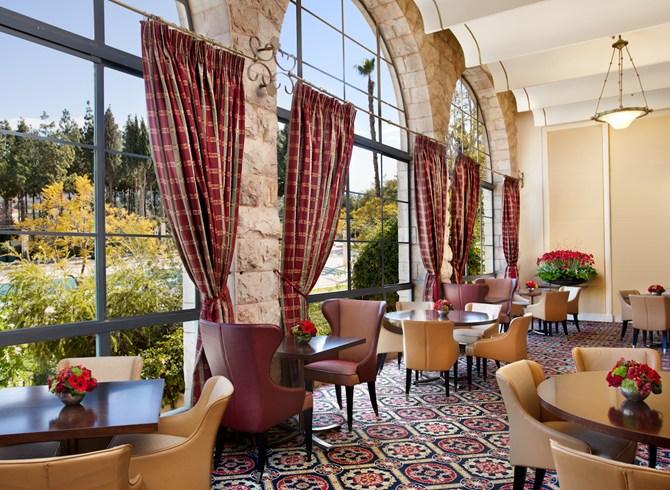 ザ・キング・デイビッド The King Davidのレストラン