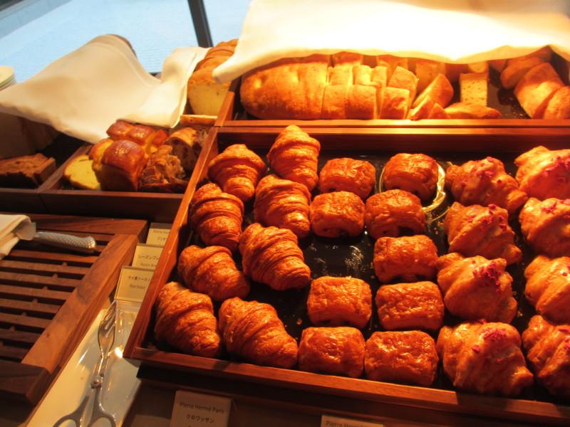 ザ・リッツ・カールトン京都の朝食のヴェノワズリー