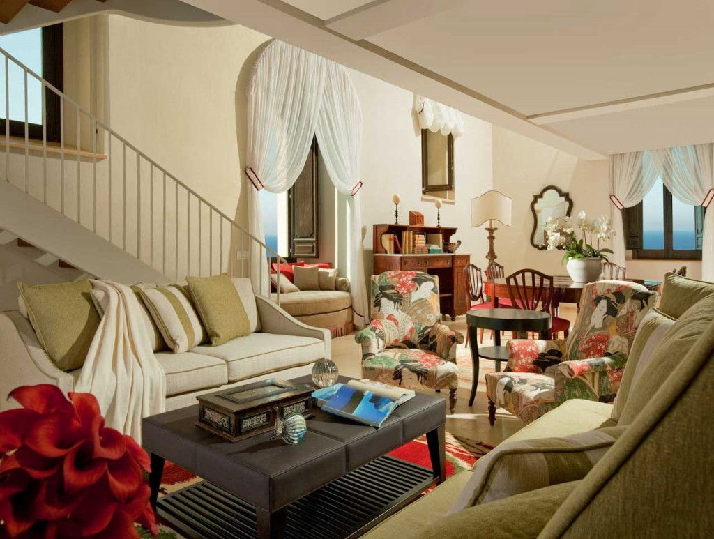 モナステロ・モンテロサ・ホテル&スパ Monastero Santa Rosa Hotel & Spaの客室