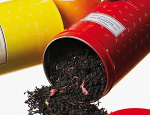 ピエール・エルメ・パリ ブティックの紅茶