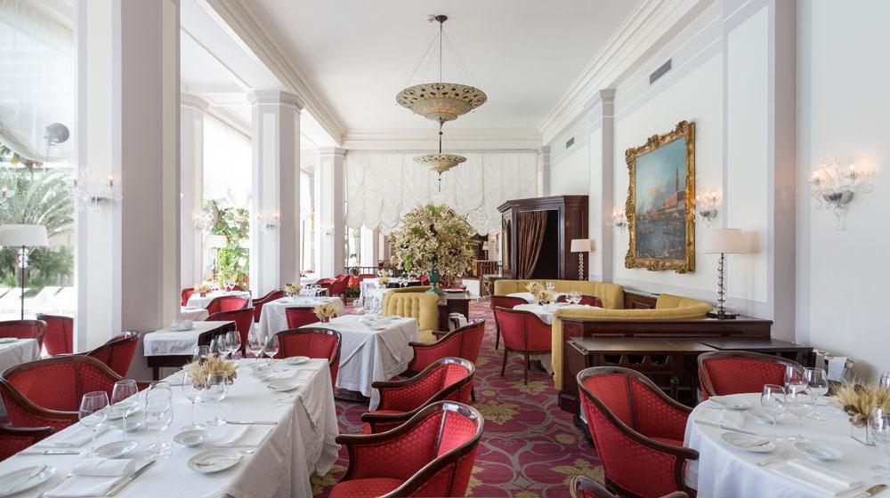 ベルモンド・コパカパーナ・パレス Belmond Copacabana Palaceのレストラン