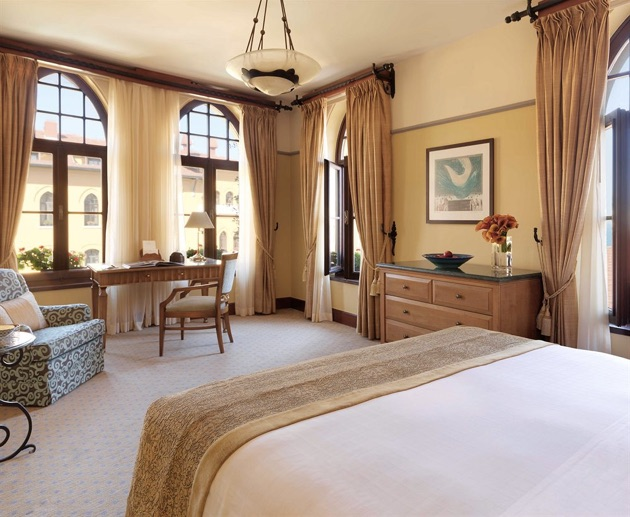 フォーシーズンズ・ホテル・イスタンブール・アット・スルタンアフメットのダブルルーム
