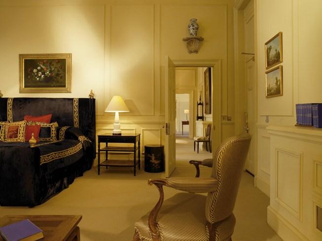 ロッコ・フォルテ・バルモラル・ホテル Rocco Forte Balmoral Hotelの客室