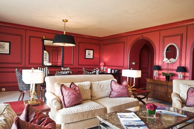 オールド・コース・ホテル・ゴルフ・リゾート & スパ Old Course Hotel, Golf Resort & Spaの客室
