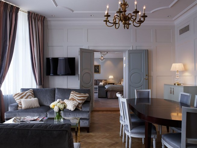 グランド・ホテル Grand Hotel Stockholmの客室