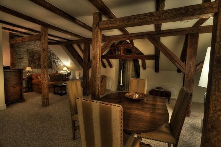 シュロッスル・ホテル Schlössle Hotelの客室