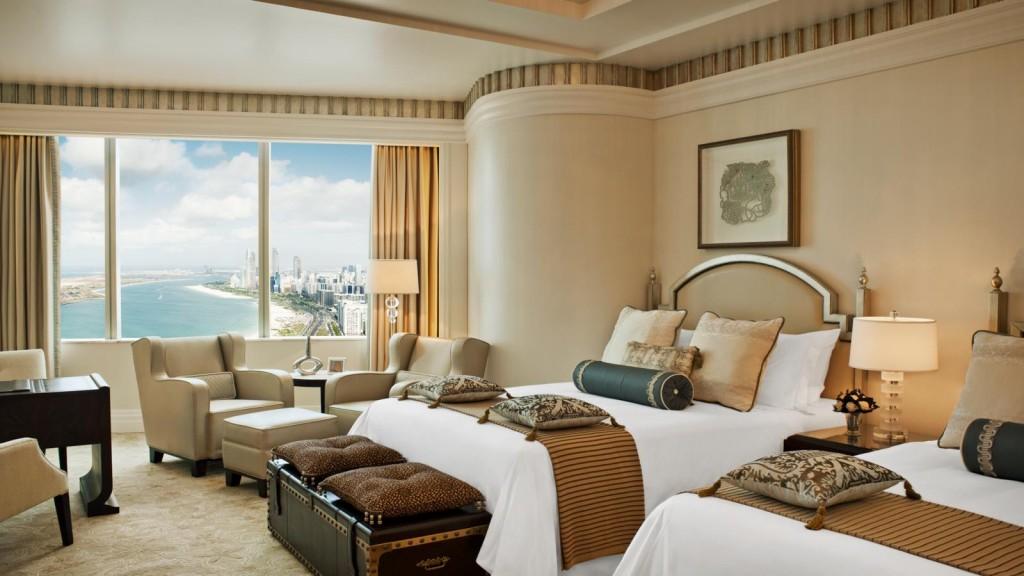 セント・レジス・アブダビ The St. Regis Abu Dhabiの客室