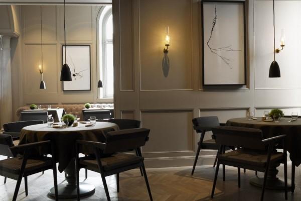 グランド・ホテル Grand Hotel Stockholmのレストラン
