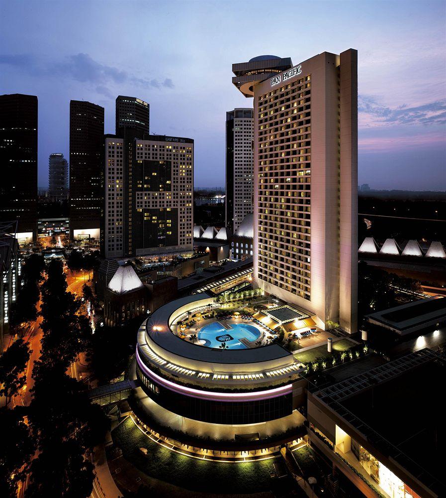 パン・パシフィック・シンガポール Pan Pacific Singaporeの概要