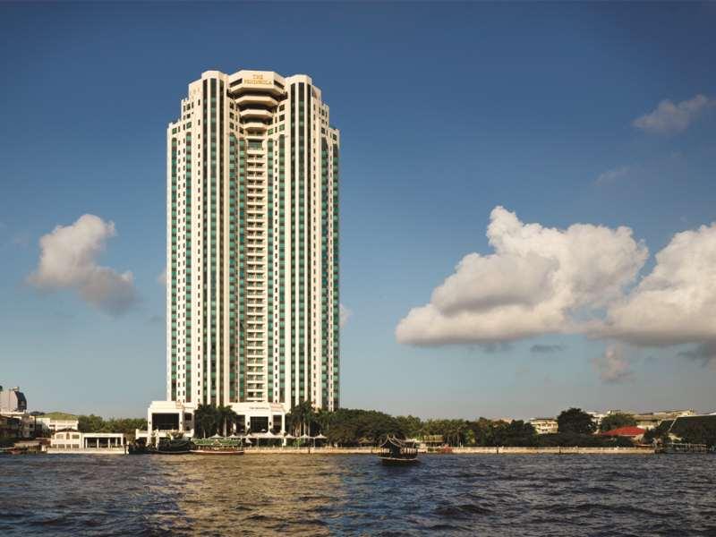 ザ・ペニンシュラ・バンコク Peninsula Bangkok Hotelの外観