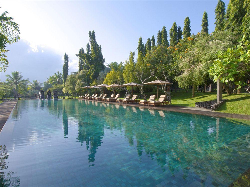 ザ・チェディ・クラブ・アット・タナ・ガジャ・ウブド The Chedi Club Tanah Gajah Ubudの風景