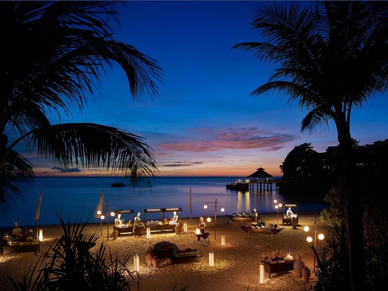 シャングリ・ラ・ボラカイ・リゾート・アンド・スパ Shangri-La's Boracay Resort & Spaのビートレストラン
