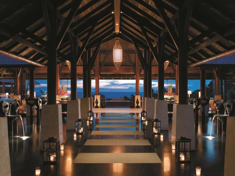 シャングリ・ラ・ボラカイ・リゾート・アンド・スパ Shangri-La's Boracay Resort & Spaのロビー