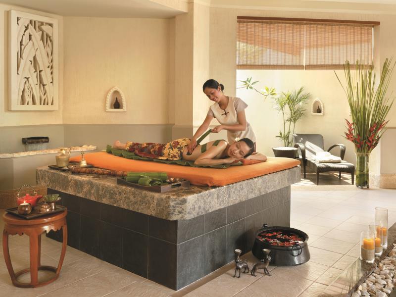 シャングリ・ラ・ボラカイ・リゾート・アンド・スパ Shangri-La's Boracay Resort & Spaのスパ