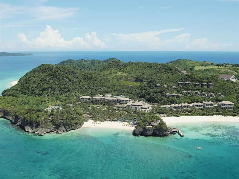 ボラカイ島の熱帯雨林の中に佇む楽園「シャングリ・ラズ・ボラカイ・リゾート・アンド・スパ」
