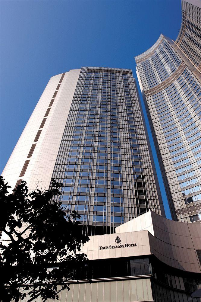 フォー・シーズンズ・ホテル・香港 Four Seasons Hotel Hong Kong 香港四季酒店の外観
