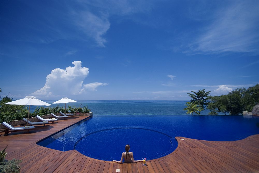 エスカヤ・ビーチ・リゾート・アンド・スパ Eskaya Beach Resort and Spaのプール