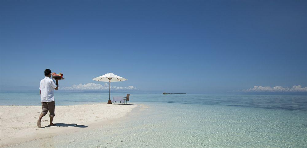エスカヤ・ビーチ・リゾート・アンド・スパ Eskaya Beach Resort and Spaのビーチ