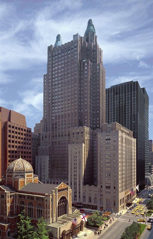 ザ・ウォルドーフ・アストリア・ニューヨーク The Waldorf Astoria New Yorkの外観