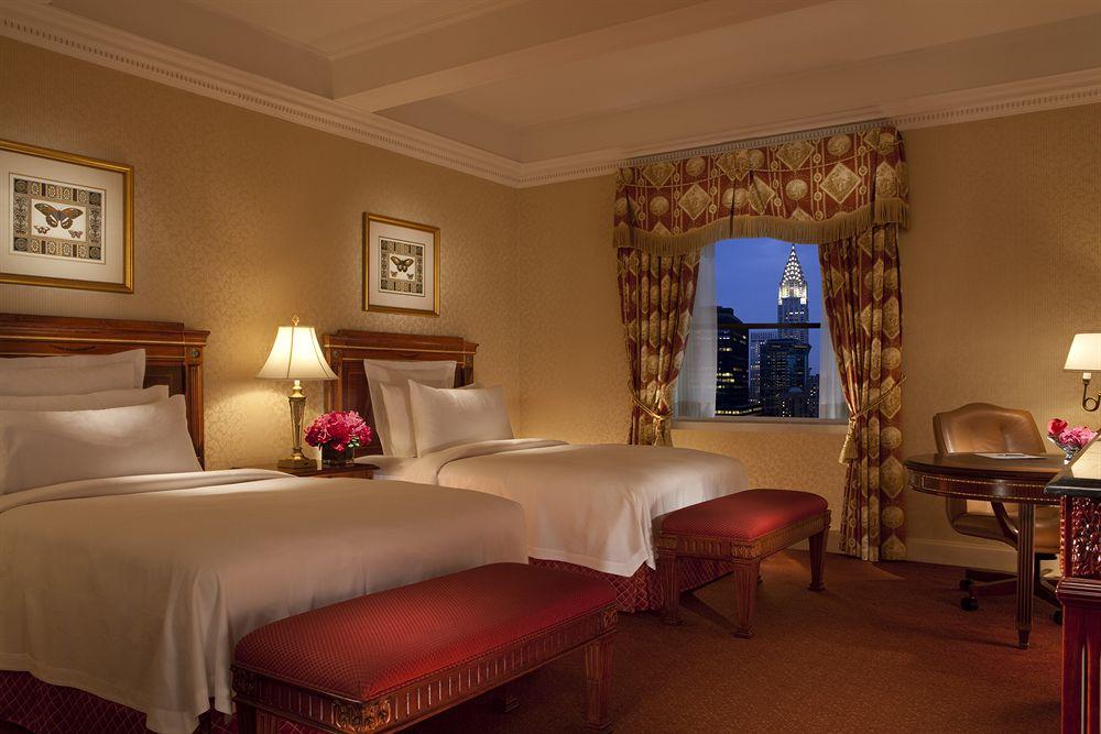 ザ・ウォルドーフ・アストリア・ニューヨーク The Waldorf Astoria New Yorkの客室