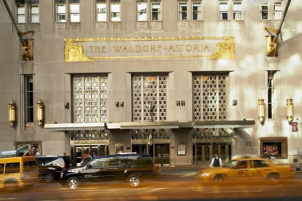 伝統と格調を重んじた品格のある「ザ・ウォルドーフ・アストリア・ニューヨーク」