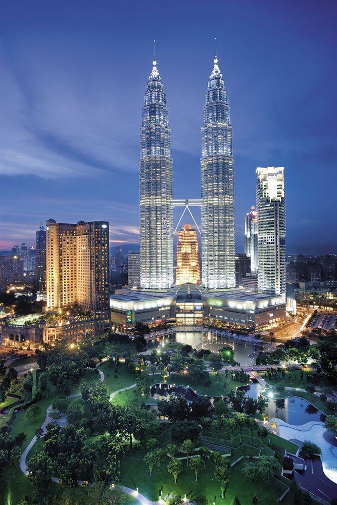 マンダリン・オリエンタル・クアラルンプール Mandarin Oriental Kuala Lumpurの外観