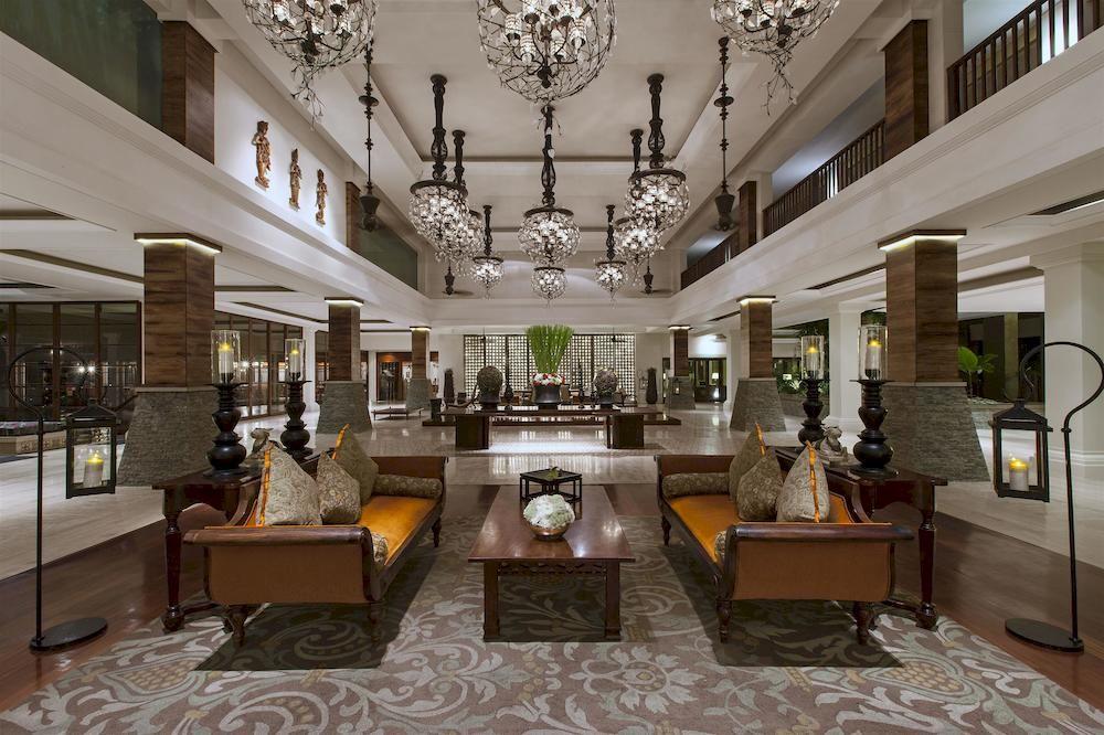 セント・レジス・バリ・リゾート The St. Regis Bali Resortのロビー
