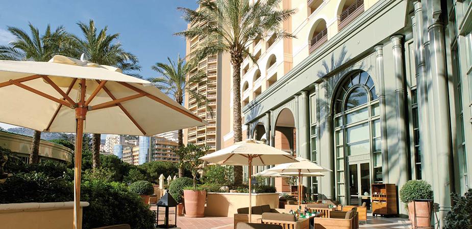 モンテカルロ・ベイ・ホテル&リゾート Monte Carlo Bay Hotel & Resortのバルコニー