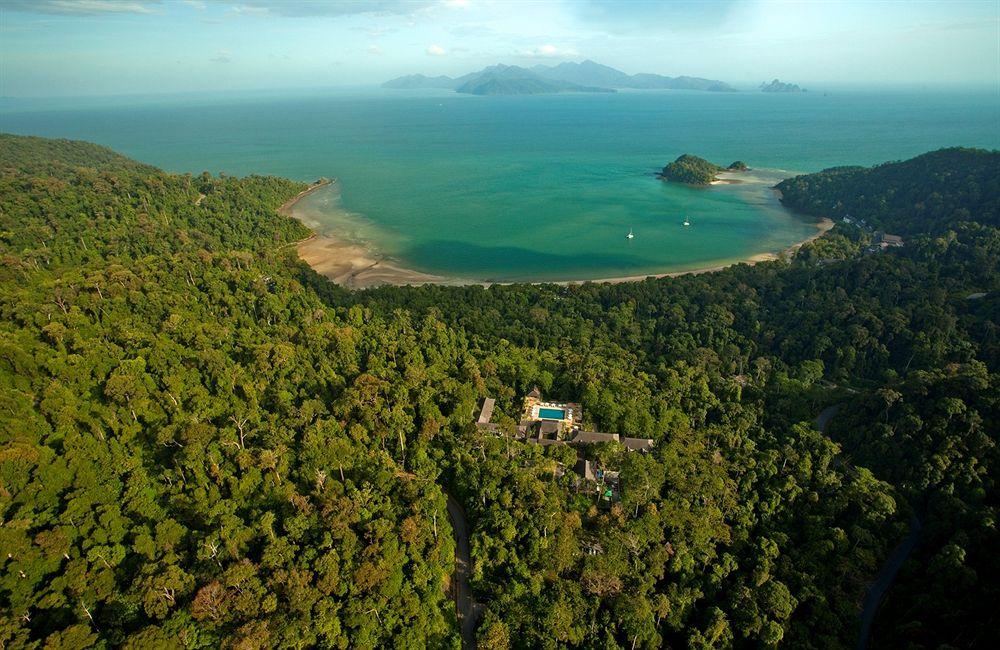 ザ・ダタイ・ランカウイ The Datai Langkawiの周辺風景