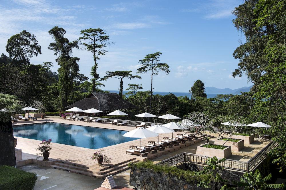 ランカウイ島の熱帯雨林の自然に囲まれた癒しのリゾート「ザ・ダタイ・ランカウイ」