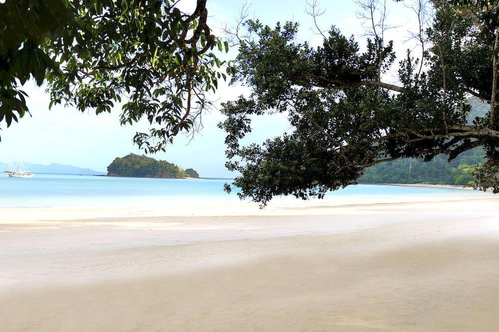 ザ・ダタイ・ランカウイ The Datai Langkawiのビーチ