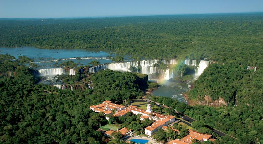 イグアスの滝を存分に満喫できる「ベルモンド・ホテル・ダス・カタラタス」