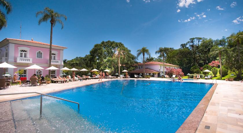 ベルモンド・ホテル・ダス・カタラタス Belmond Hotel das Cataratasのプール