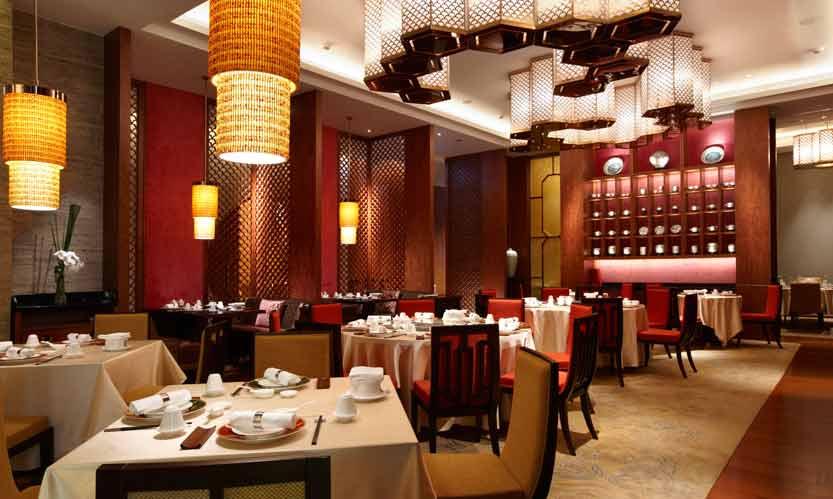 オークラ・プレステージ・台北 The Okura Prestige Taipeiのレストラン