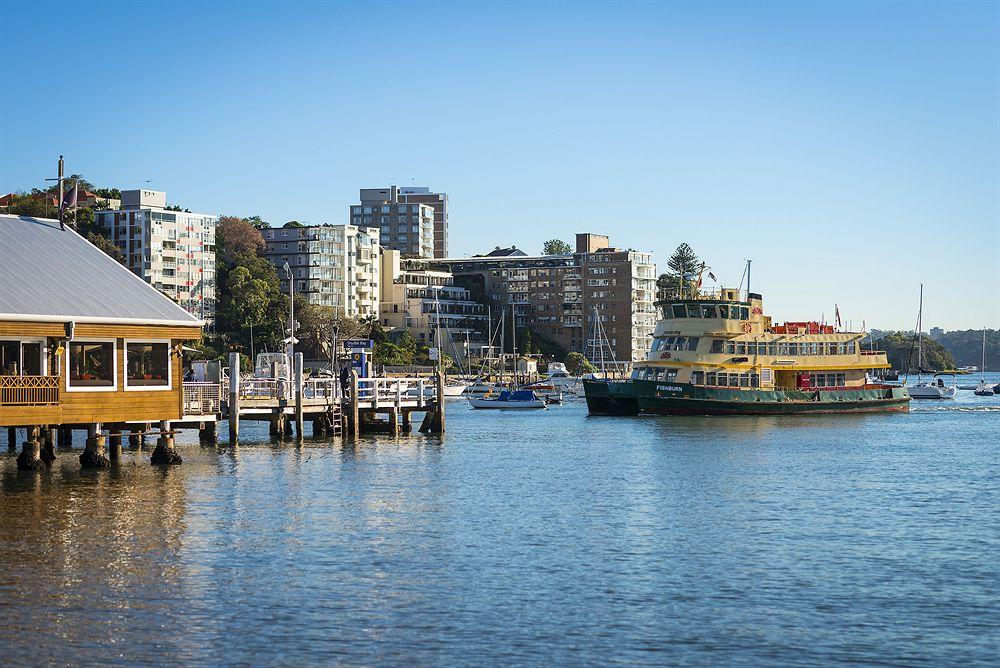 インターコンチネンタル・シドニー・ダブル・ベイ Intercontinental Sydney Double Bay付近のベイ