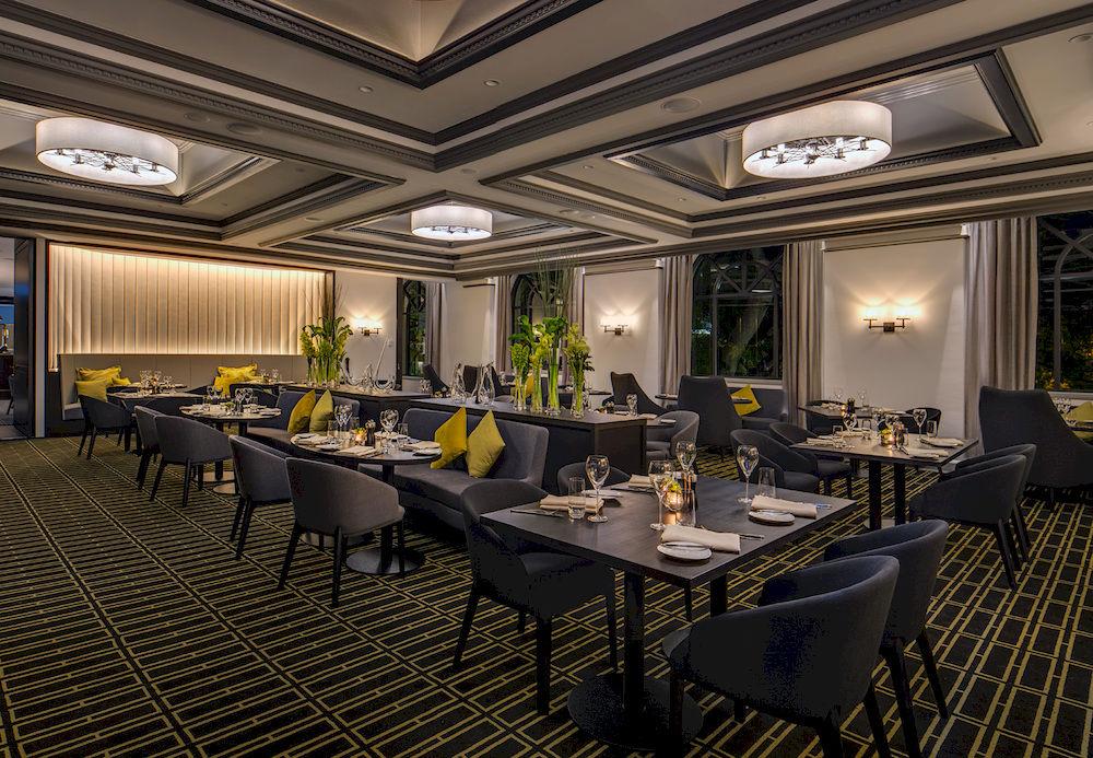 インターコンチネンタル・シドニー・ダブル・ベイ Intercontinental Sydney Double Bayのレストラン