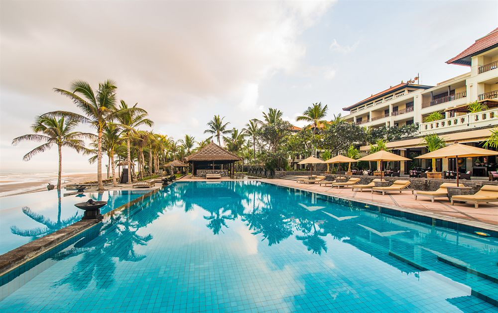 ザ・レギャン・バリ The Legian Baliのプール