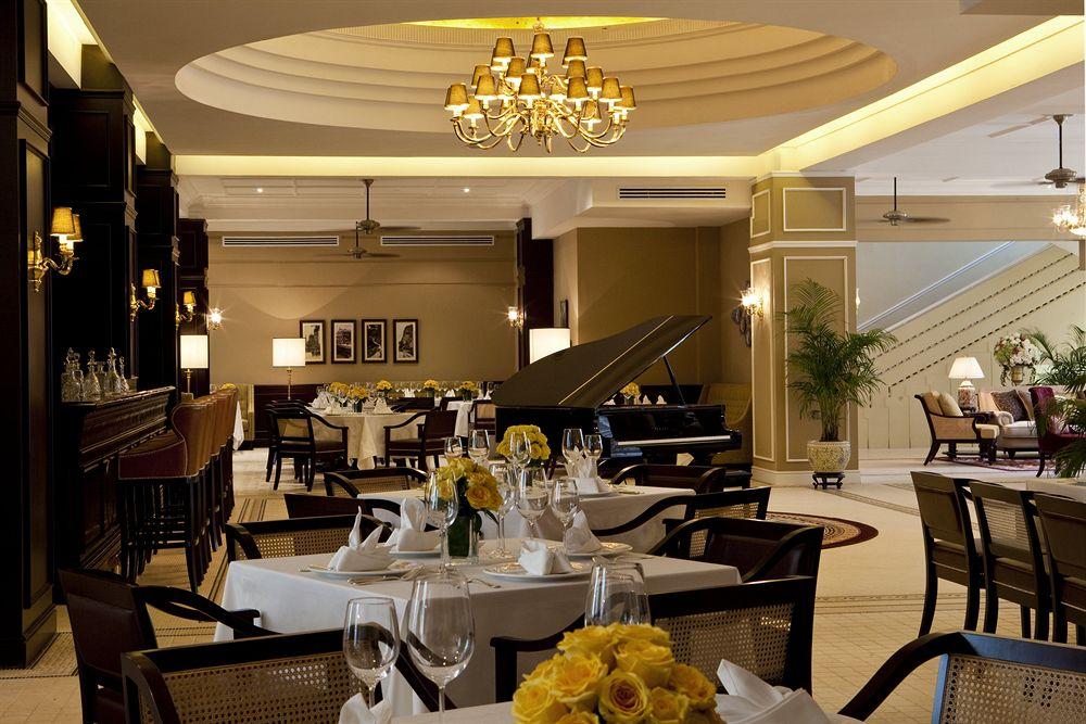 ザ・マジェスティック・ホテル The Majestic Hotel Kuala Lumpurのカフェ