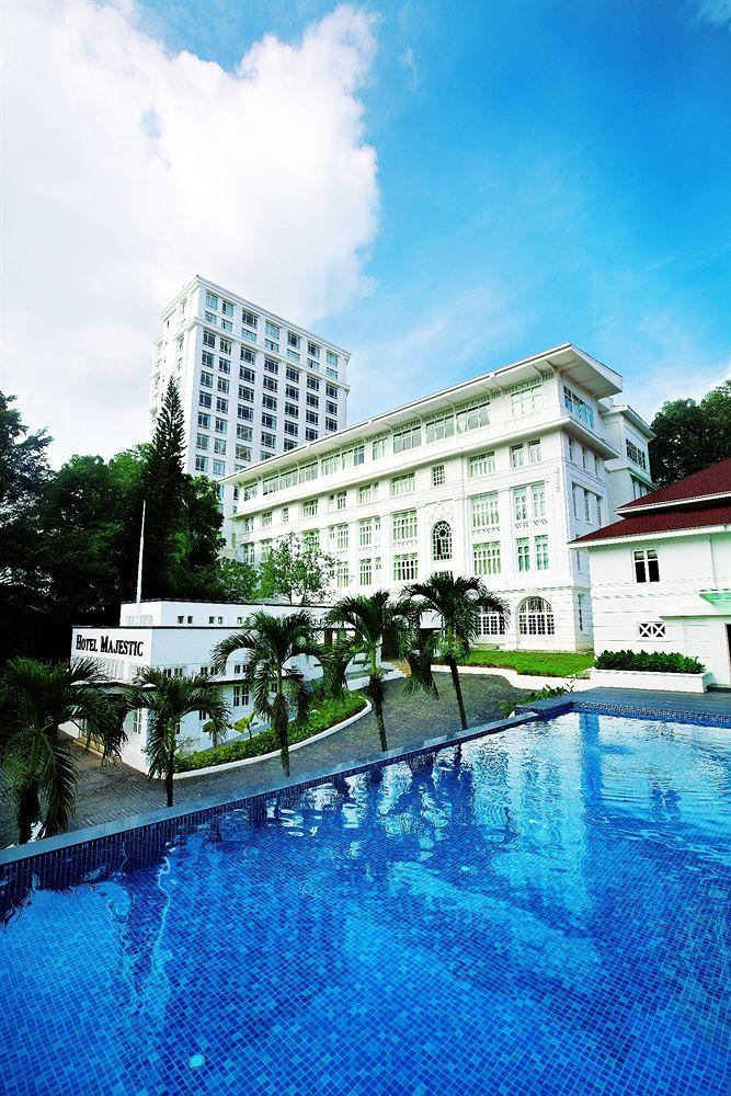 クアラルンプールを代表する老舗ホテル「ザ・マジェスティック・ホテル」