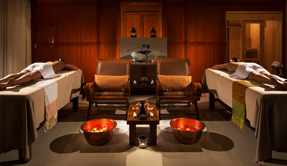 サマベ・バリ・スイート&ヴィラ Samabe Bali Suites & Villasのスパ
